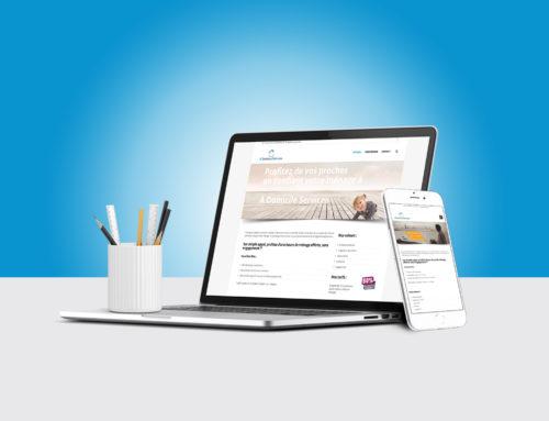 Site Internet A Domicile Services