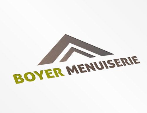 Logo Boyer Menuiserie