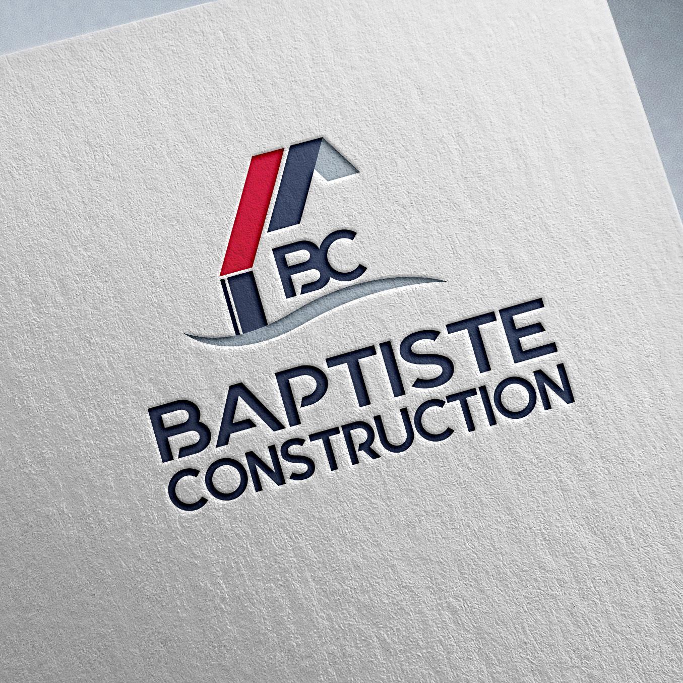 Logo Baptiste Construction