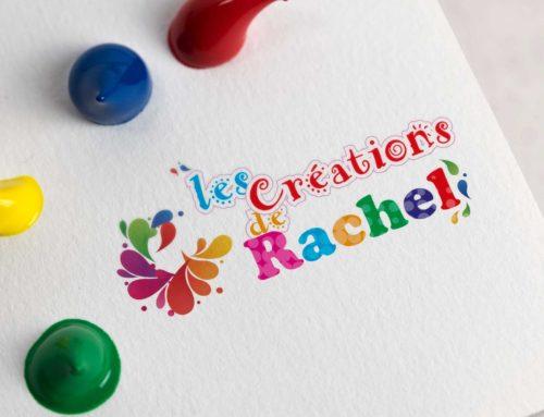 Logo Les Créations de Rachel