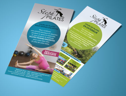 Flyer Steph Pilates