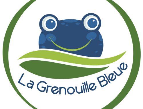 Logo La Grenouille Bleue Damvix