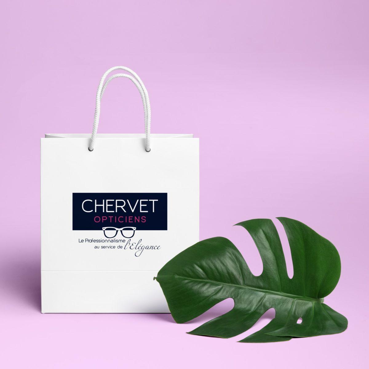 Logo Chervet Opticiens