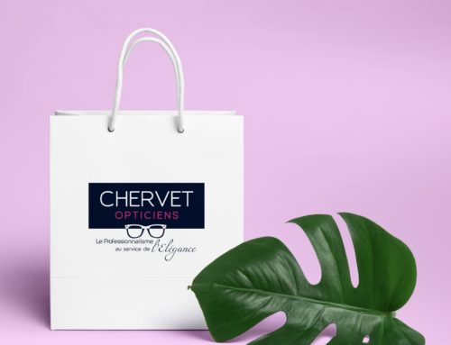 Logo Chervet Opticiens