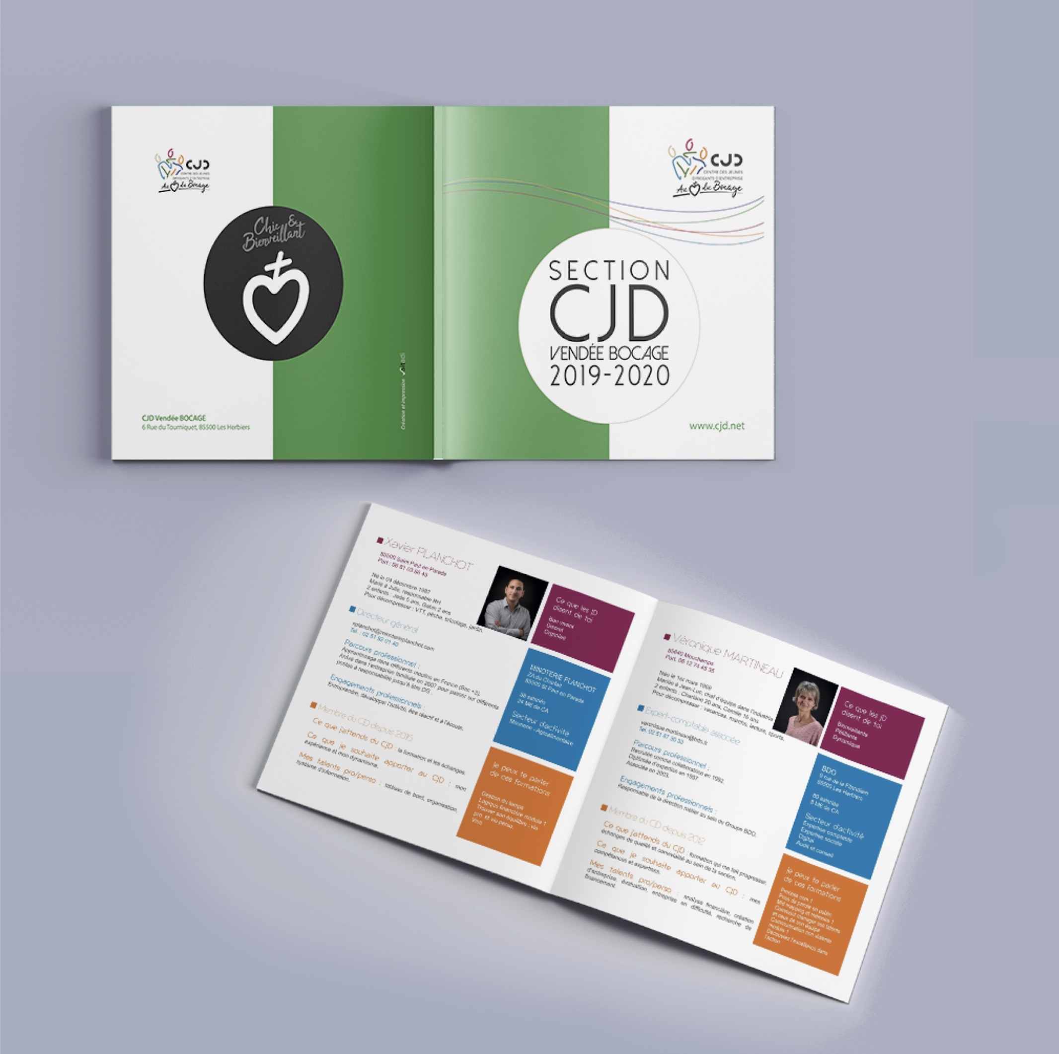 Flyer Sitadi - Annuaire CJD Vendee Bocage 2019-2020