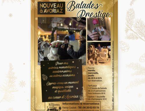 Flyer Sitadi – Les Roulottes de l'Abbaye Avoriaz