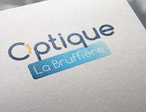 Logo Optique La Bruffière